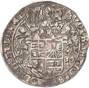 ¼ Thaler - Volrat VI., Jobst II., Wolgang III. und Bruno III. – obverse