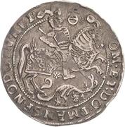 ¼ Thaler - Volrat VI., Jobst II., Wolgang III. und Bruno III. – reverse