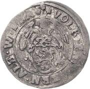 24 Kreuzer - Volrat VI., Philipp Ernst, Albrecht Wolff (Kipper) – obverse
