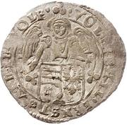 30 Kreuzer - Volrat VI., Philipp Ernst, Albrecht Wolff – obverse