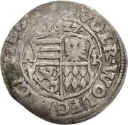 1 Groschen - Volrat VI., Wolfgang III. and Johann Georg II. (Zwittergroschen) – obverse