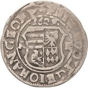 1 Groschen - Philipp Ernst, Wolfgang III. and Johann Georg II. – obverse