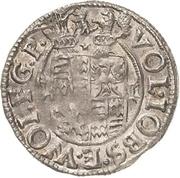 1/21 Thaler - Volrat VI., Jobst II. and Wolfgang III. – obverse