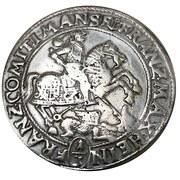⅓ Thaler - Franz Maximilian & Heinrich Franz – obverse