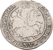 ½ Thaler - Bruno, Wilhelm und Johann Georg – reverse