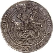½ Thaler - Bruno II., Wilhelm I. Johann Georg IV. and Volrath VI. – reverse