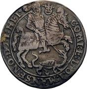 ¼ Thaler - Bruno, Wilhelm, Johann Georg, Volrath and Jobst – reverse