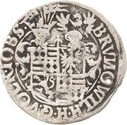 1 Groschen - Bruno II., Wilhelm I., Johann Georg IV., Volrat VI. and Jobst II. – obverse