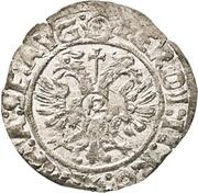 12 Kreuzer - Wolfgang, Bruno, Johann Friedrich and Philipp (Kipper) – reverse