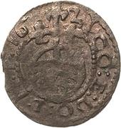 1 Groschen - Wolfgang, Bruno, Johann Friedrich and Philipp (Kipper) – reverse