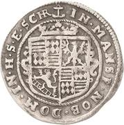 1 Groschen - Franz Maximilian and Heinrich Franz – reverse