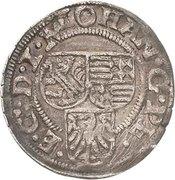 1 Groschen - Johann Georg I. und Peter Ernst I. – obverse