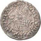 1 Groschen - Johann Georg I. und Peter Ernst I. – reverse