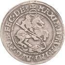 ¼ Thaler - Johann Georg I., Peter Ernst I. and Johann Hoyer III. – obverse