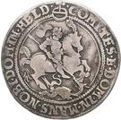 ¼ Thaler - Johann Georg, Peter Ernst, Johann Albrecht, Johann Hoyer and Bruno – reverse