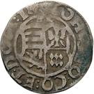 1 Groschen - Johann Georg II. – obverse
