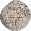 1 Dreier - Johann Georg II. – obverse