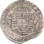 1 Groschen - Johann Georg III. – reverse