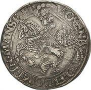 1 Thaler - Gebhard VII, Philipp II & Johann Georg I – reverse