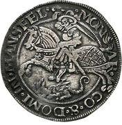 1 Thaler - Gebhard VII & Johann Georg I – reverse