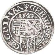 1 Spitzgroschen - Gebhard VII & Johann Georg I – obverse