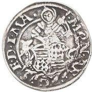 1 Spitzgroschen - Gebhard VII & Johann Georg I – reverse
