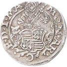 1 Spitzgroschen - Gebhard VII, Johann Georg I & Peter Ernst I – reverse