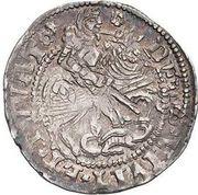1 Spruchgroschen - Christoph II – reverse