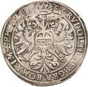 1 Thaler - Christoph II – reverse