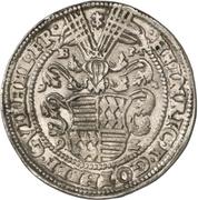 1 Thaler - Heinrich II. and Gotthelf Wilhelm – obverse