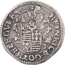 ¼ Thaler - Heinrich II. and Gotthelf Wiilhelm – obverse
