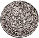 ½ Thaler - Heinrich II. (Spruchtaler) – reverse