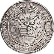 1 Thaler - Heinrich II. (Spruchtaler) – obverse