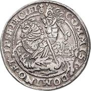 1 Thaler - Heinrich II. (Spruchtaler) – reverse