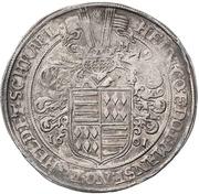 1 Thaler - Heinrich II. – obverse