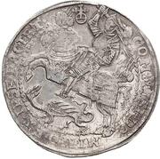 1 Thaler - Heinrich II. – reverse