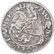 ½ Thaler - Gebhard VII & Johann Georg I – reverse