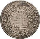 1 Thaler - Ernst II., Hoyer VI., Gebhard VII