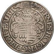 1 Thaler - Ernst II., Hoyer VI., Gebhard VII. & Albrecht VII – obverse