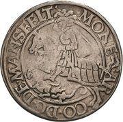1 Thaler - Ernst II., Hoyer VI., Gebhard VII. & Albrecht VII – reverse