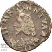 Quattrino - Francesco II. Gonzaga – obverse