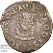 Quattrino - Francesco II. Gonzaga – reverse