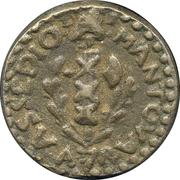 1 Soldo (Siege coinage) – obverse
