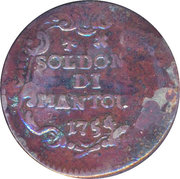 1 Soldone - Maria Theresia – reverse