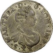20 Soldi - Maria Theresia – obverse