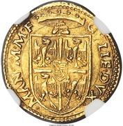 ½ Scudo d'oro - Guglielmo Gonzaga – obverse