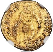 ½ Scudo d'oro - Guglielmo Gonzaga – reverse