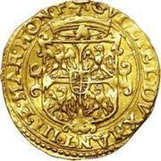 1 Scudo d'Oro - Guglielmo Gonzaga – obverse