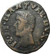 1 Quattrino - Federico II – obverse