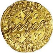 1 Scudo d'Oro - Guglielmo Gonzaga – reverse